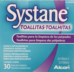 Medicamentos Oftamologicos Systane Toallitas.30