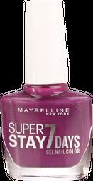 Esmalte Maybelline Superstay 7 Days 230 Berry Stain 10ml