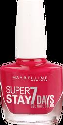 Esmalte Maybelline Superstay 7 Days 180 Rosy Pink 10ml