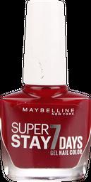 Esmalte Maybelline Superstay 7 Days 501 Cherry 10ml
