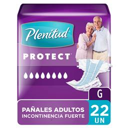 Pañal Para Adulto Plenitud Protect G 22 U