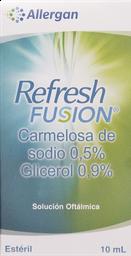 Medicamentos Oftamologicos Refresh Fusio.Soloft.10Ml
