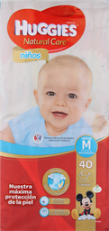 Infantil Huggies Nino.Seman.M X40