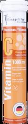Vitaminas Y Minerales El.Vitc Tab.Efv1000S/Na20