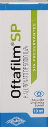 Medicamentos Oftamologicos Oftafilm Sp Soloft0,4%10M