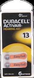 Accesorios De Oido Duracell Pila 13 Act.Hearx6