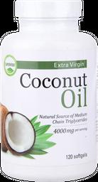 Deporte Y Dieta Coconut Oil Cap.120