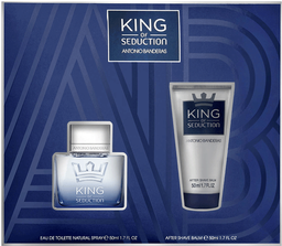 Fragancias Hombre King Sed.Edt.Sp50+Afsh50