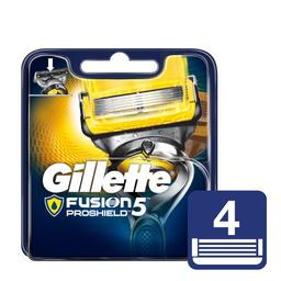 Cartuchos Para Afeitar Gillette Fusion5 Proshield 4Un