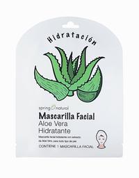 Tratamiento Cuidado Facial S.nat.masq.fac.aloe Hid25