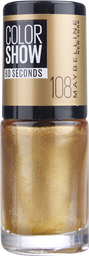 Esmalte Maybelline Color Show Golden Sand 108 7ml