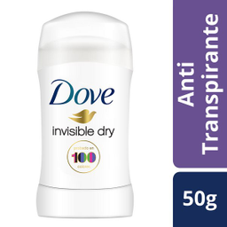 3x2 Dove Antitranspirante Invisible Dry 48 Hrs Barra