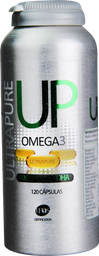 Vitaminas Y Minerales Up Omega 3 Cap.120