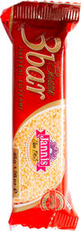Alimentos Y Snacks Ja.Sesame 3 Bar.45Gr