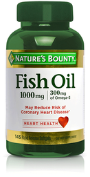 Vitaminas Y Minerales Nb Fishoil 1000Mg.Cap.145