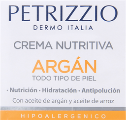Hidratacion Petri.Cr.Argan P40+.50G