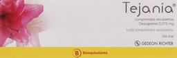 Tejania 0.075Mg Caja X 28 Tabletas Desogestrel