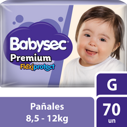 Babysec Panal Premium Flexiprotect G
