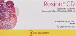 Anticonceptivos Rosina Cd Comrec.28