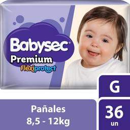 Infantil Babysec Prem.Flexip.G X36