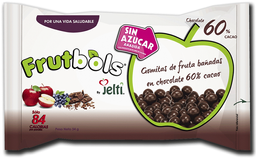 Alimentos Y Snacks Jelti Frutb.Gom.60%Cac.34