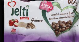 Alimentos Y Snacks Jelti Quino.Cere.60%Cac30
