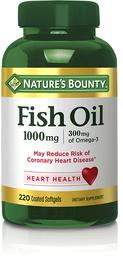 Vitaminas Y Minerales Nb Fishoil 1000Mg.Cap.220