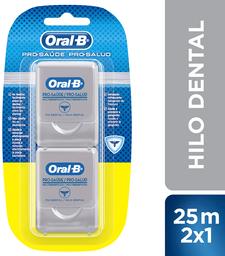 Hilos Y Sedas Dentales Oral-B Hilo M-Benefi.2X1