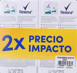 Pack Desodorante Rexona 2 unidades