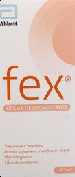 Dermatologia Cuidado Piel Fex Cr. Despigment. 40Ml