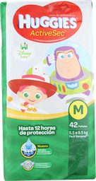Otros Pañales Desechables Huggies Toy Story M X42