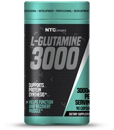 Nutrición Deportiva Ntg L-glutamine 3000 .90