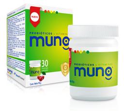 Vitaminas Prevencion Resfrio Muno Pro+Vit.Com.Mast.30