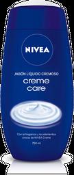 Jabon Liquido Nivea Cr.Care Jabliq.750M