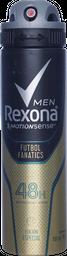 Deo Hombre Rexona Men Desp.F.Fana150