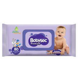 BabySec Toallas Humedas