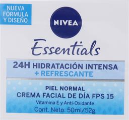 Crema Facial de Día Nivea Hidratación Intensa 50 mL