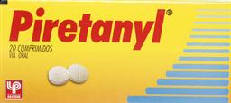 Antigripales Piretanyl 20 Comprimidos