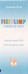 Descongestionantes Respiratorios Fisiolimp Sol.Nas.0,9% 30