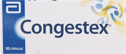 Antigripales Congestex Cap. 10