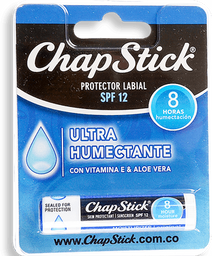 Protector Labial Spf 12 Chapstick Chap Stick