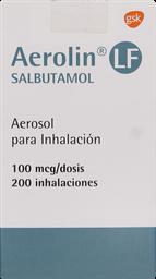 Antiasmaticos Aerolin Lf Inh.Buc.200Ds.