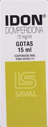 Idon Pediátrico Gotas 15 mL (1 g)