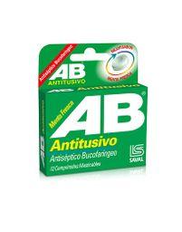 Ab Antitusivo Comprimido Masticable 12