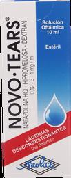 Novo-Tears Solucion Oftalmico 10ml