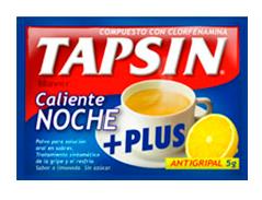Tapsin Plus Noche Sobre30UnParacetamol 650mg