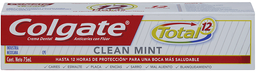 Pasta dental Colgate Total 12 Clean Mint 75 mL