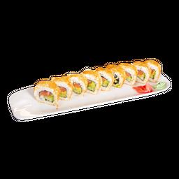 Cheese Furai Sake Roll