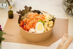 Ensalada Quinoa Orgánica