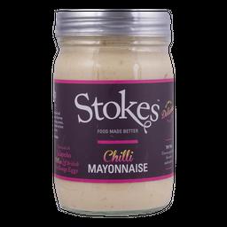 Mayonesa Tomate Con Aji Stokes 345g